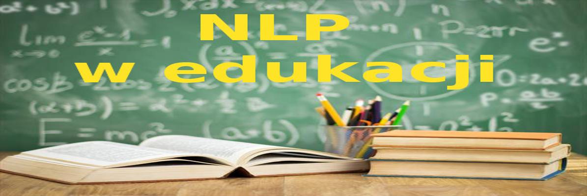 NLP w edukacji